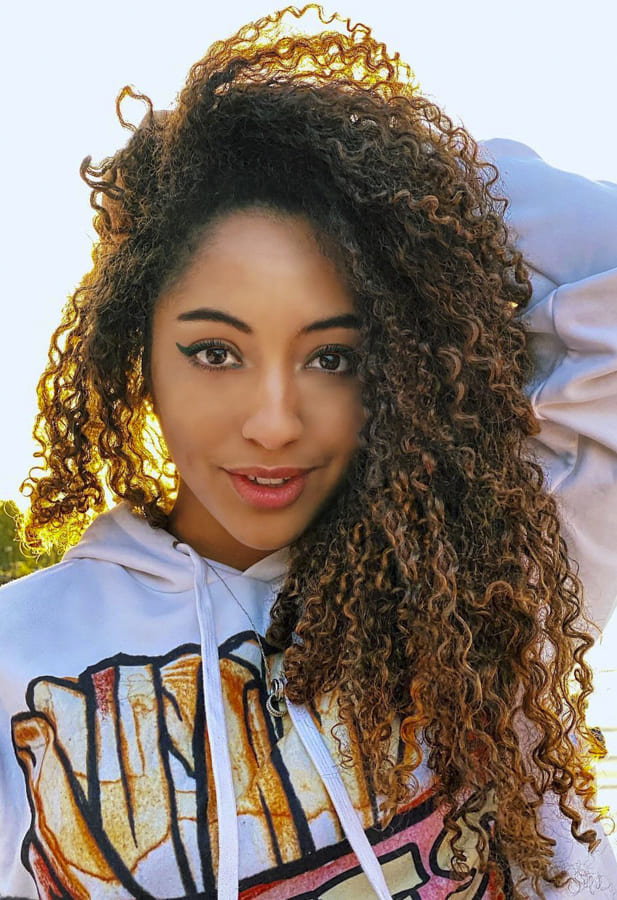 New Curly Hairstyles for Long Hair