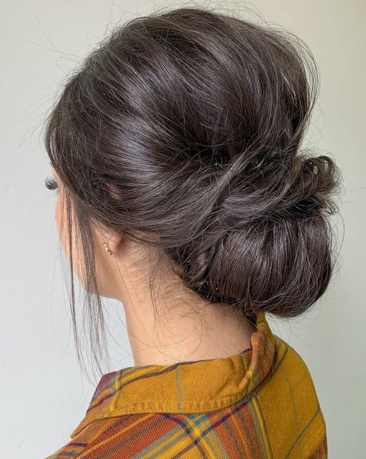 updo hairstyles for long hair (2)