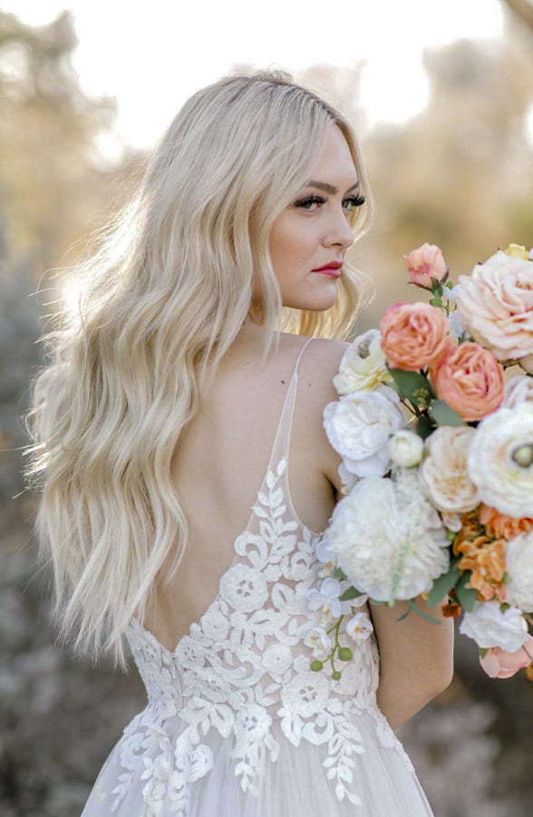 wedding hairstyles for long hair (1)