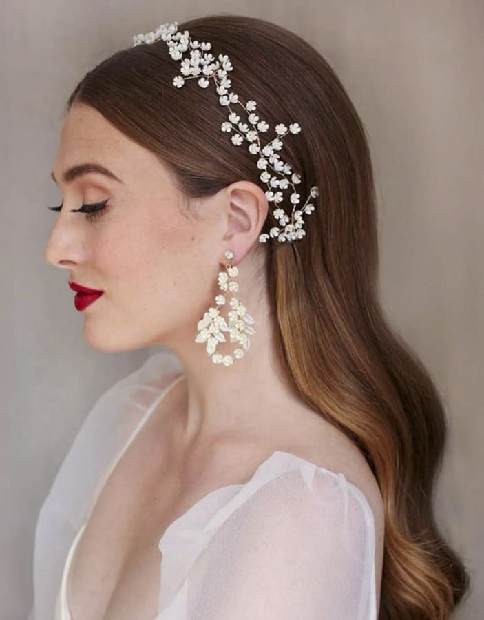 wedding hairstyles for long hair (2)
