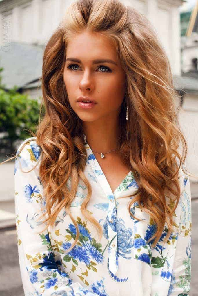 easy hairstyles for long hair 2015