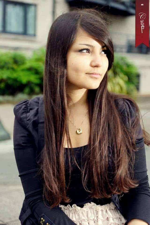easy hairstyles for long hair tumblr