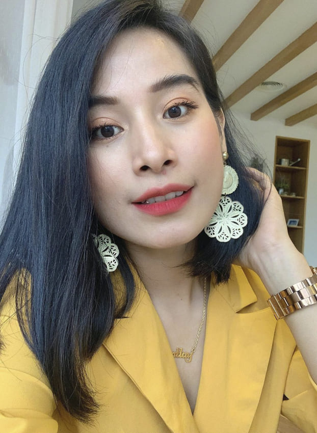 asian women short bob black hairstyles