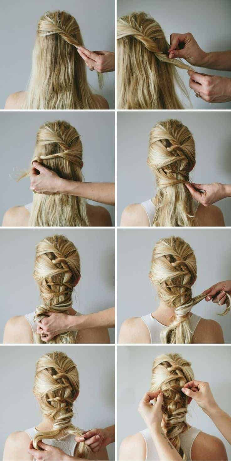 Interesting Braided Hairstyles for 2019