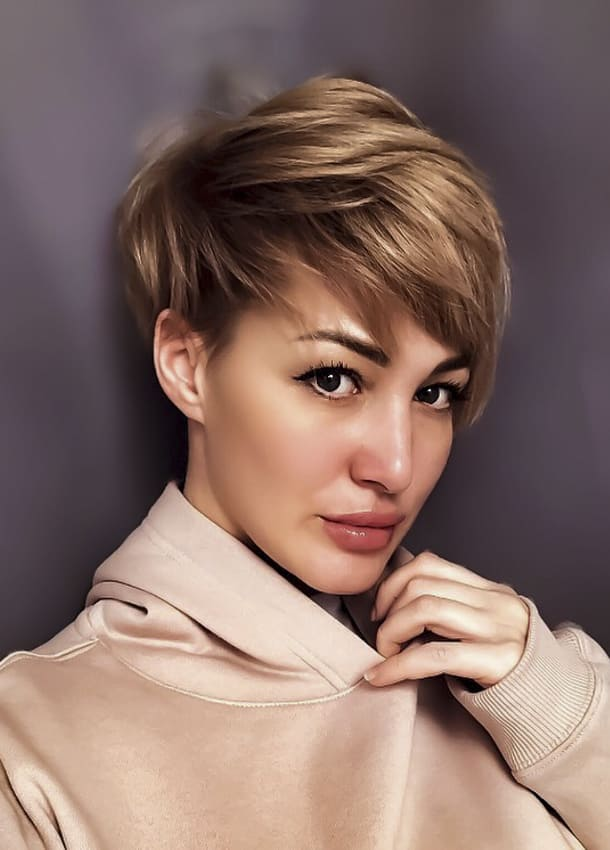 Blonde pixie haircuts hairstyles