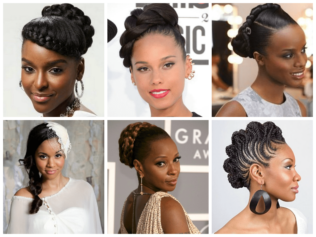 Amazing Wedding Hairstyles For Micro Braids Braids Hairstyle Inspiration Daily Dogsangcom