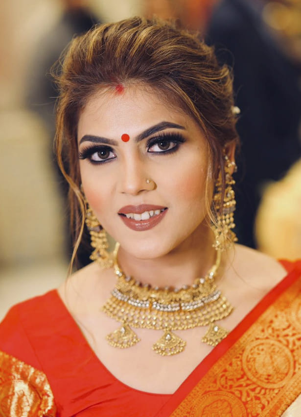 Indian wedding hairstyles for Brides (4)