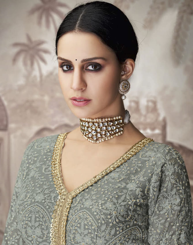 Indian wedding hairstyles for Brides (6)