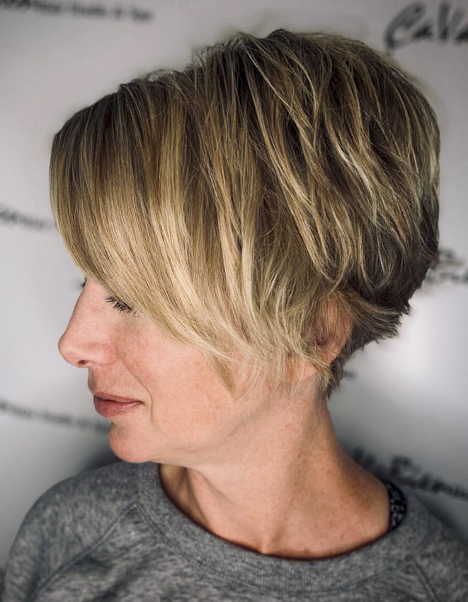 Over 45 short pixie hairstyles for fine hair