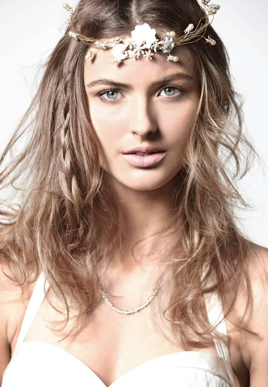 bohemian hairstyles for young women and ladies