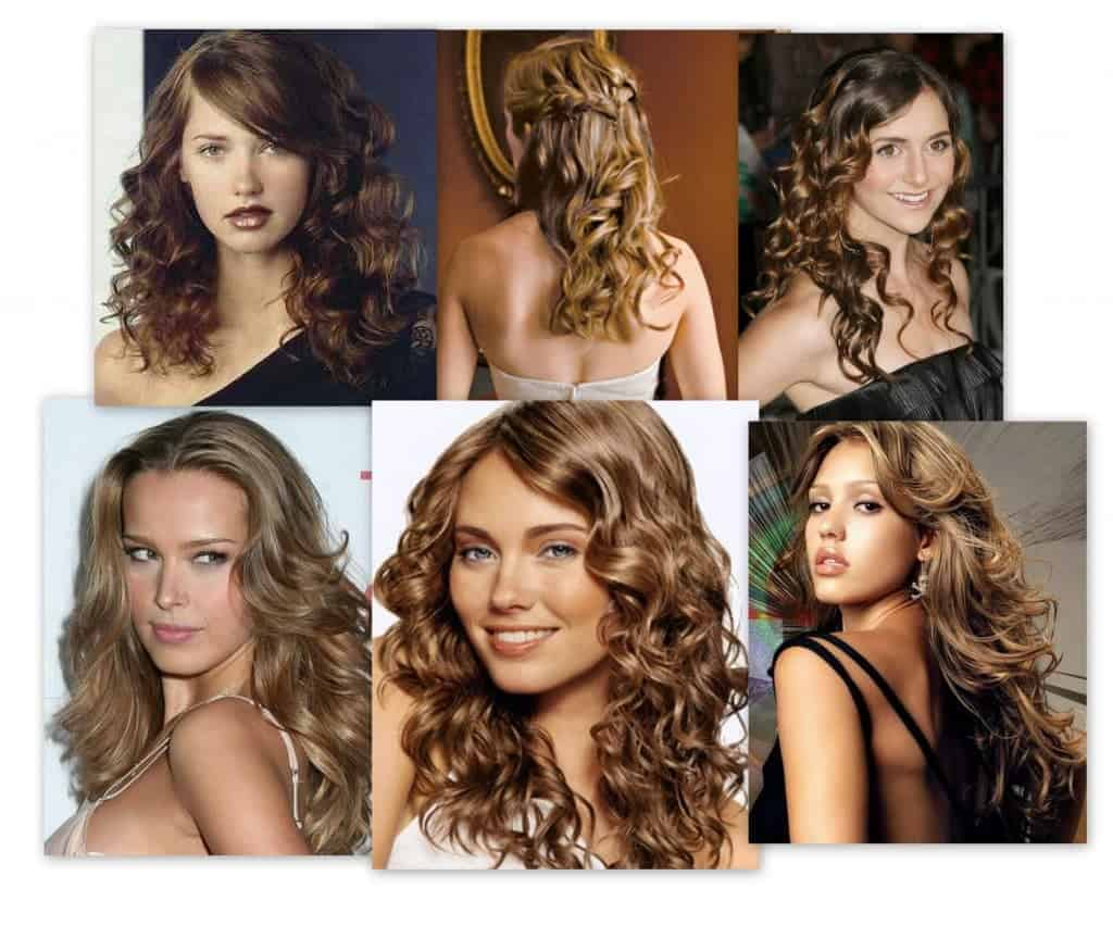 Beautiful ladies choppy hairstyles