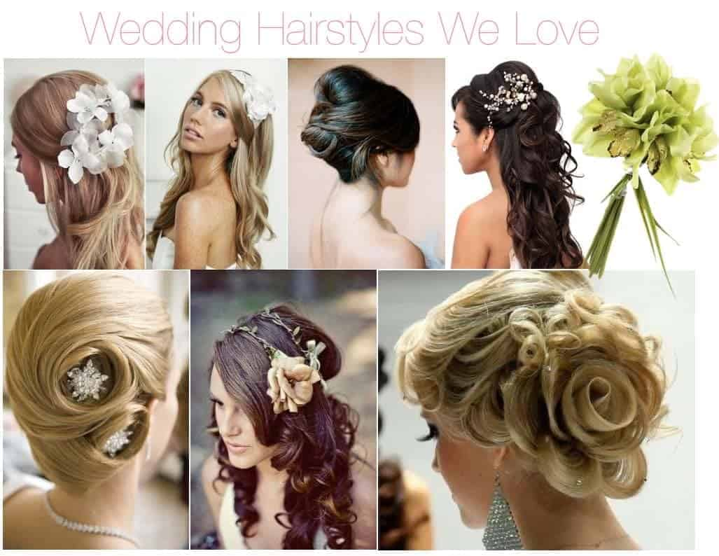 Surprising Side Hairstyles For Wedding 2015 Women Styles Hairstyles Makeup Short Hairstyles Gunalazisus