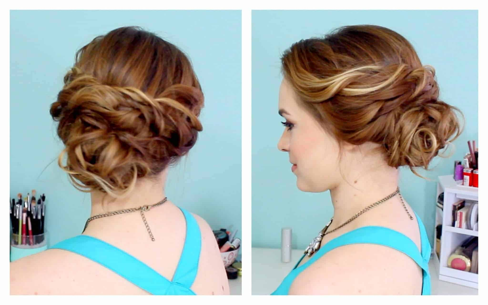 Updo Hairstyles for stylish women