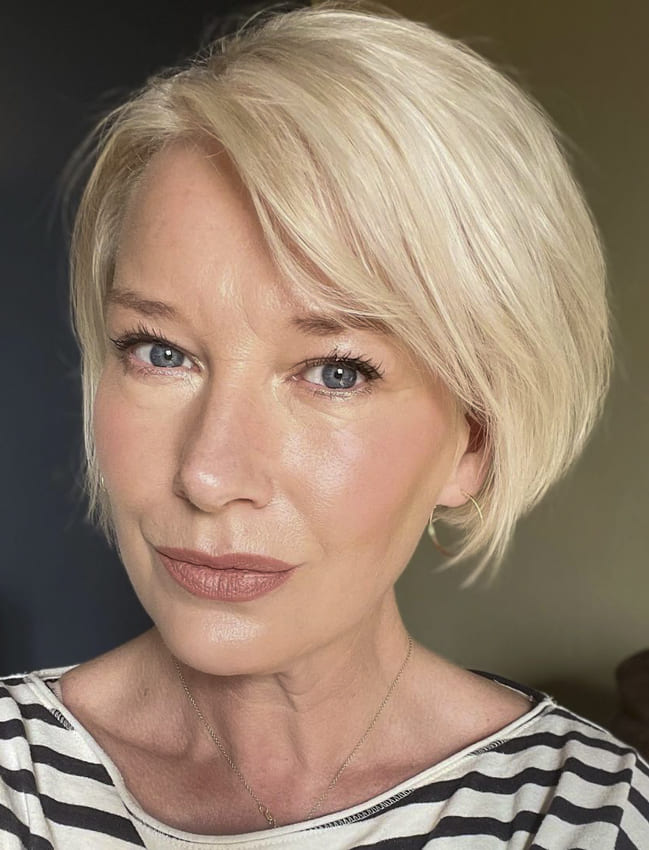 over 50 short hairstyles for fine hair
