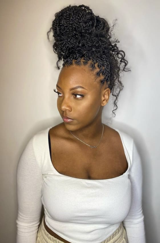 twisht updos updo hairstyles for women