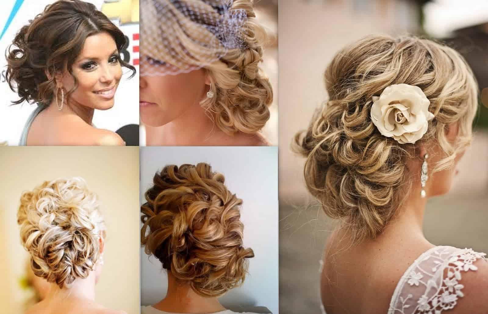 Side Bun Hairstyles For Wedding 2015, Womenstyles.com