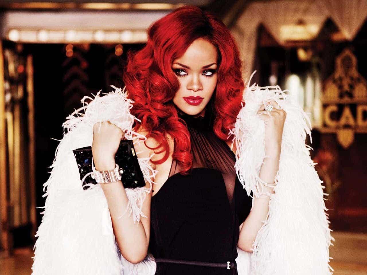 Rihanna evening dresses for prom