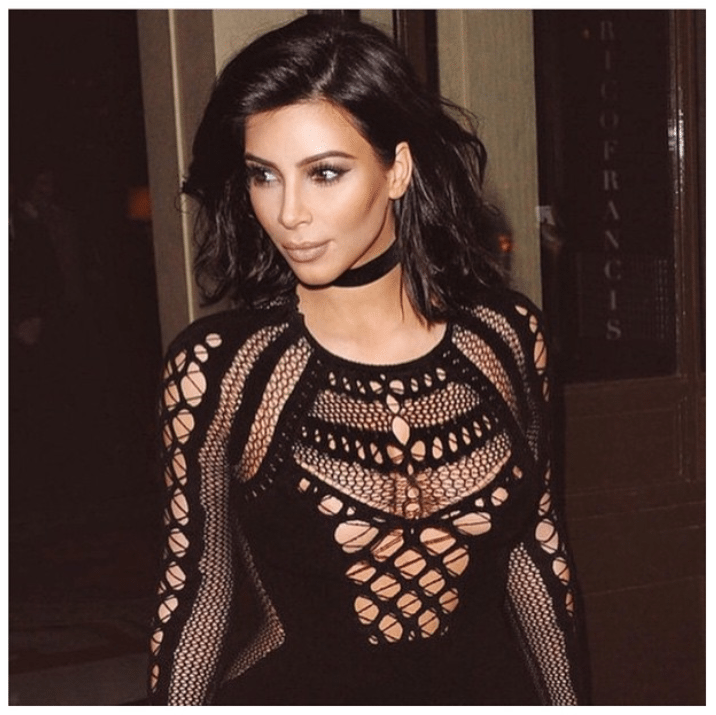 Kim Kardashian best night dresses for 2018
