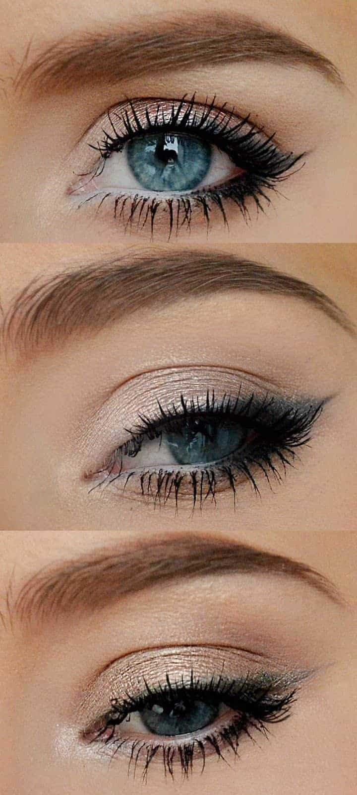 Natural look make up tutorial images any tutorial examples natural autumn makeup women styles hairstyles makeup tutorials natural autumn makeup baditri images baditri Image collections