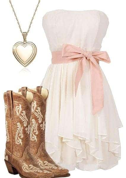 The most beautiful Pretty Dresses for beautiful Ladies White Dresses