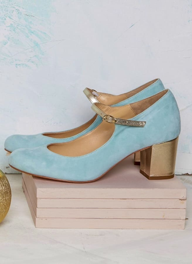 Awesome wedding shoes for bride (1)