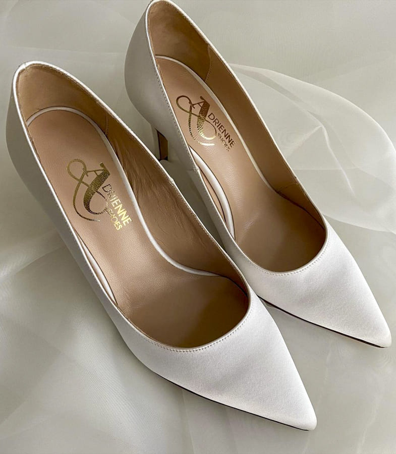 Awesome wedding shoes for bride (10)