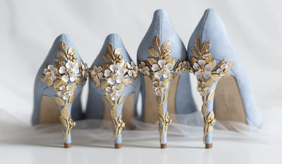 Awesome wedding shoes for bride (13)