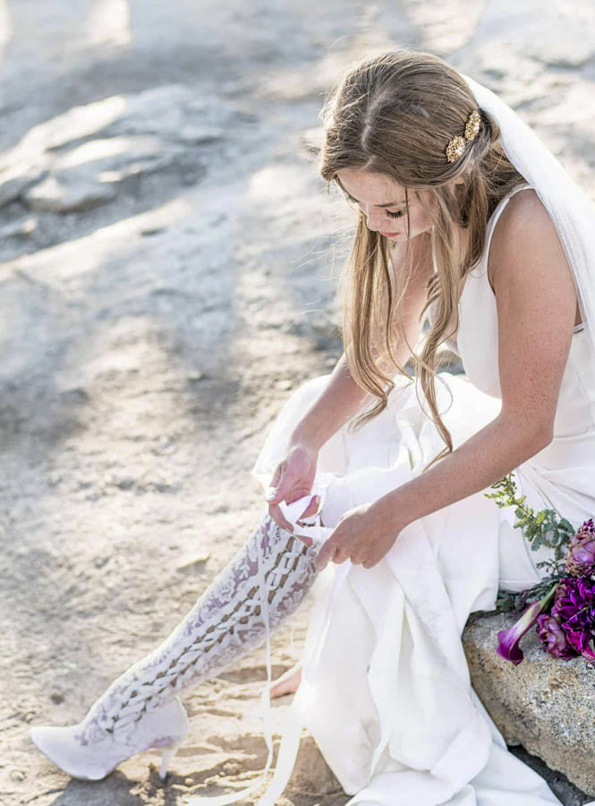Awesome wedding shoes for bride (2)