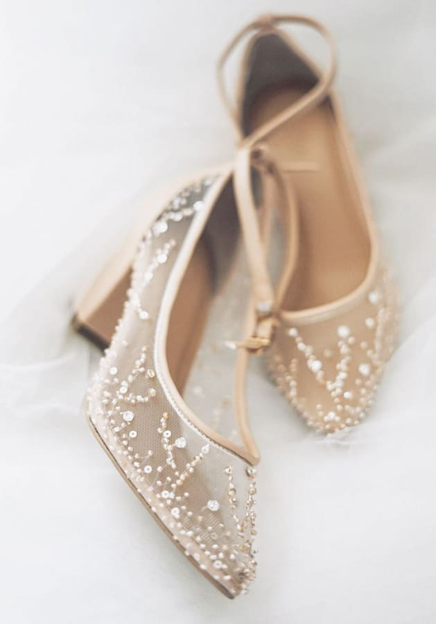 Awesome wedding shoes for bride (3)