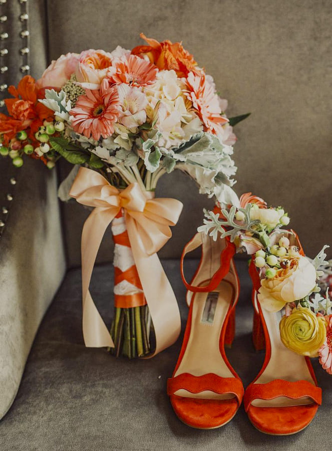 Awesome wedding shoes for bride (5)