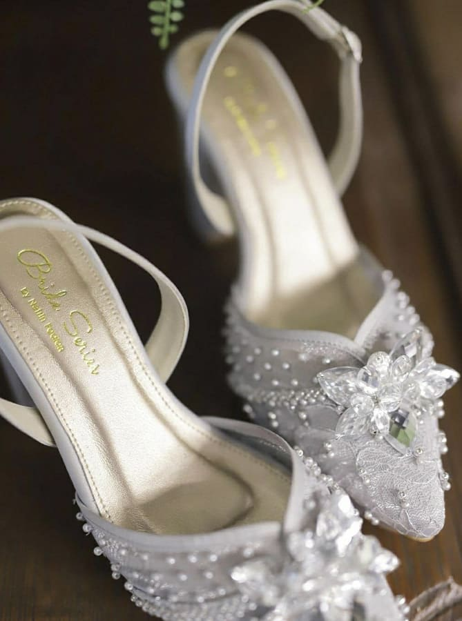 Awesome wedding shoes for bride (6)