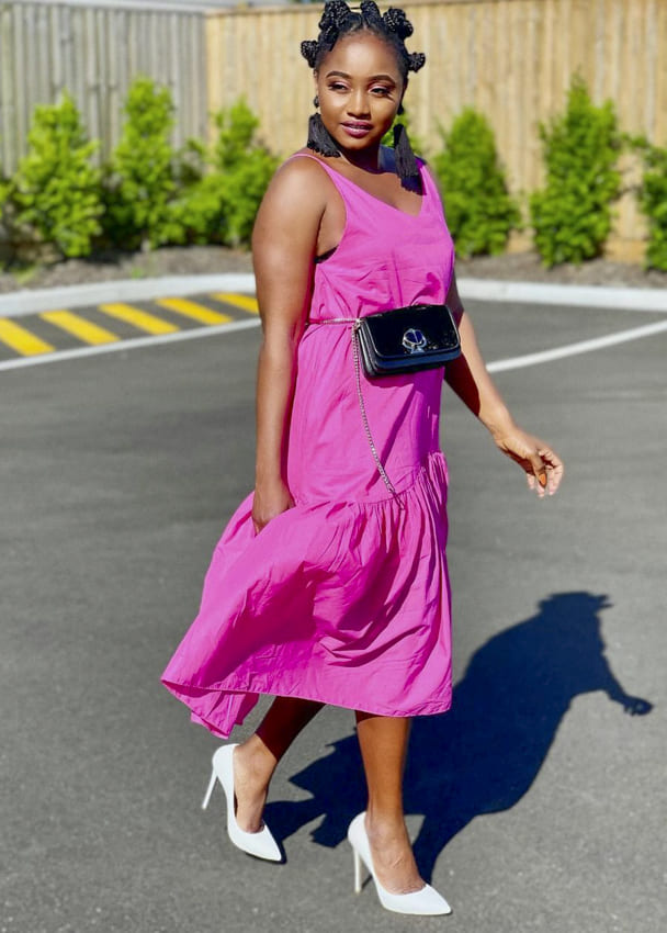 Black women holiday dresses (1)