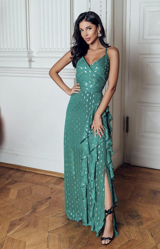 Elegant date night dress