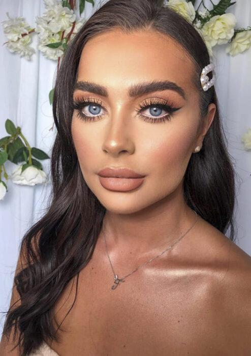 Fall makeup ideas for beautiful women (2)