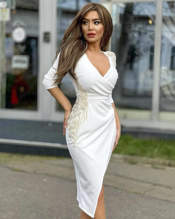 White Short Dress (1)