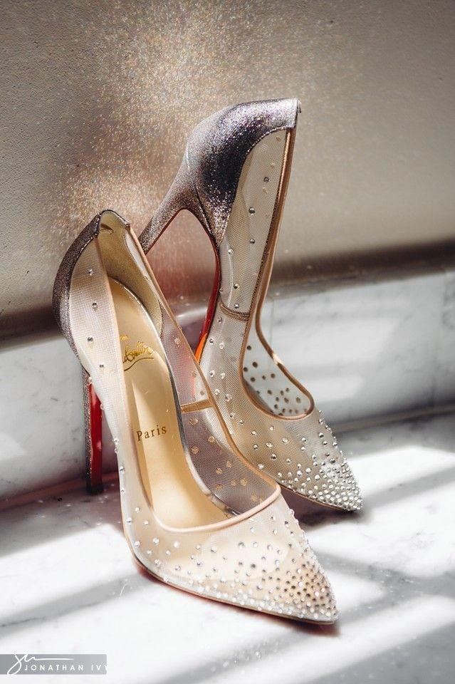 wedding shoes paris