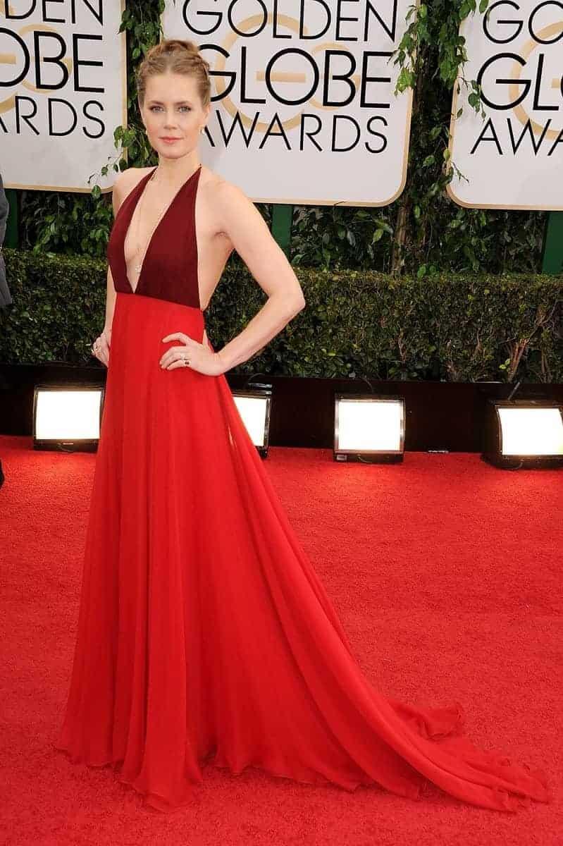 Elegant red dresses for prom