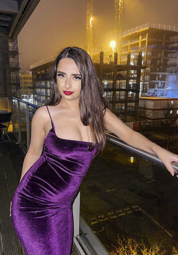 purple dress for girl (1)