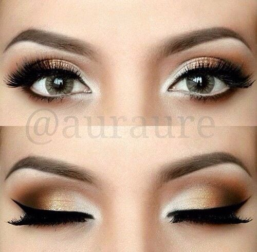 ToAutumn Wedding Makeup and dresses tutorial for brides