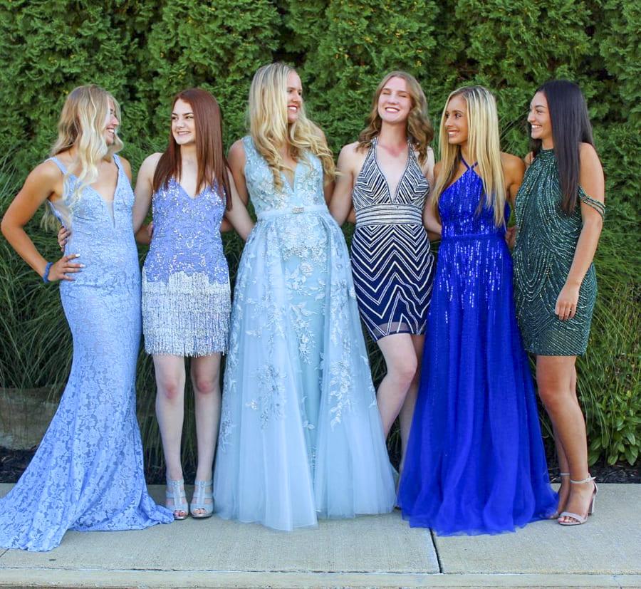 24 Elegant Formal dresses for women 2021 (6)