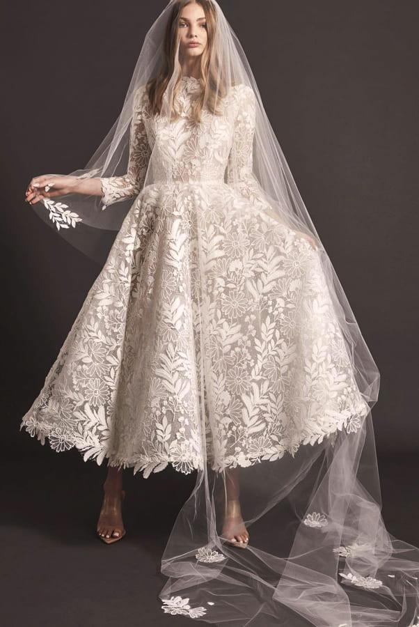tea length formal dresses (1)