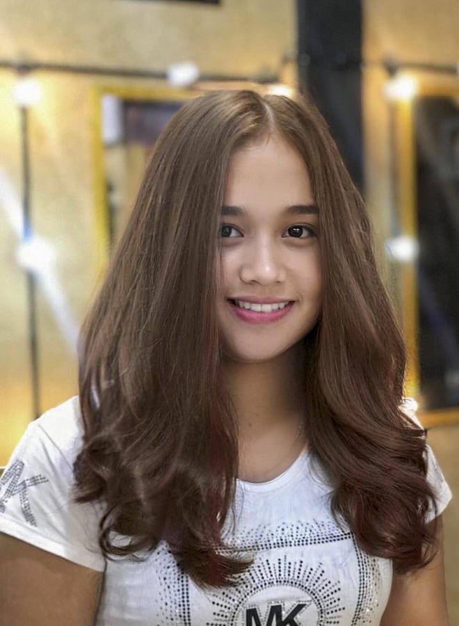 25 Stylish Medium Hairstyles for lovely Women (2)