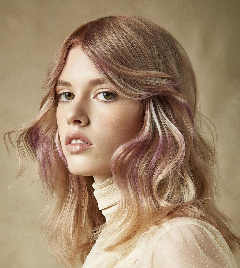 25 Stylish Medium Hairstyles for lovely Women (7)