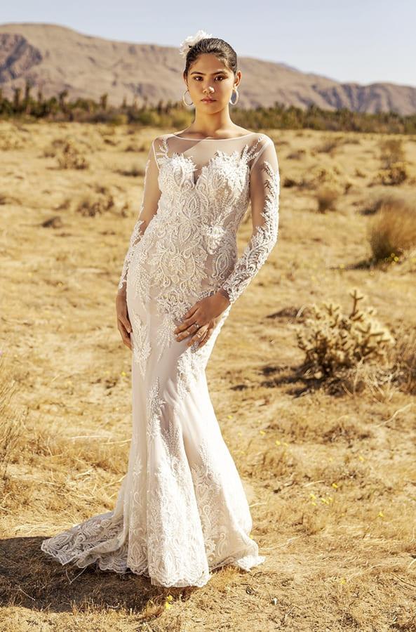 32 Bridal Dresses for Elegant Wedding 2021 (2)