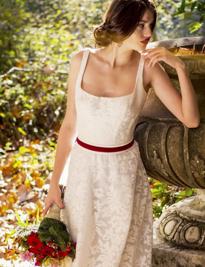 32 Bridal Dresses for Elegant Wedding 2021 (5)