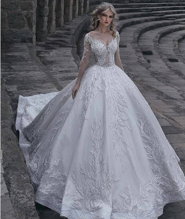 Elegant And Beautiful Wedding Dresses