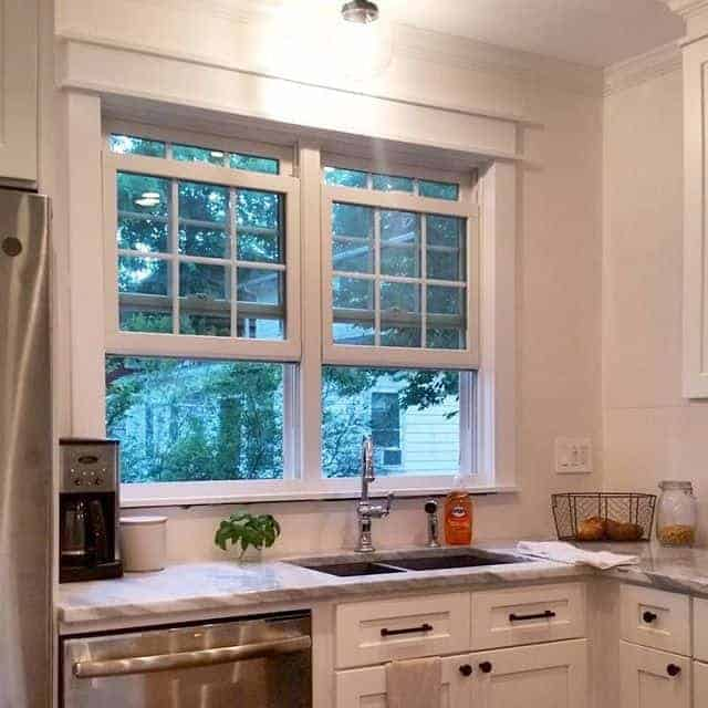 Kitchen window models Interior designs