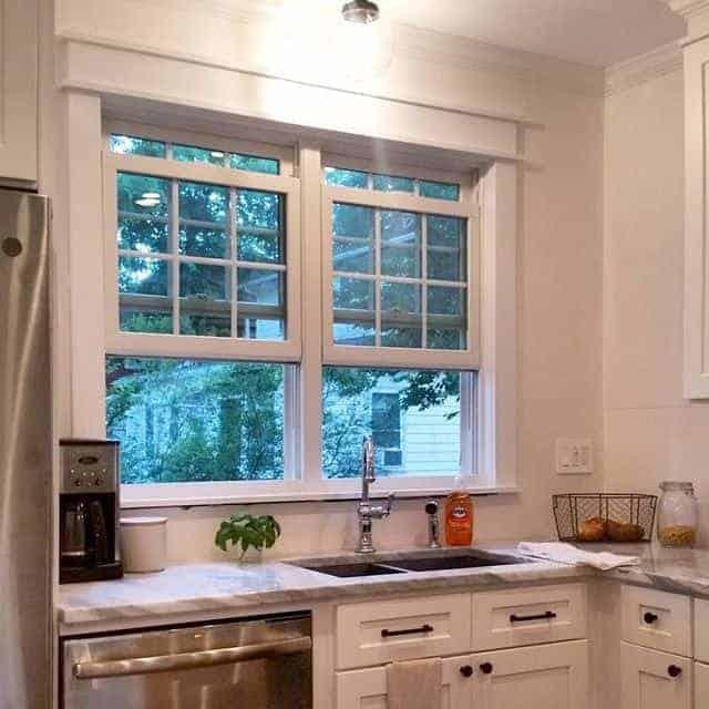 Kitchen window models Interior designs