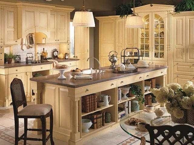 Luxurious and expensive kitchen interior designs