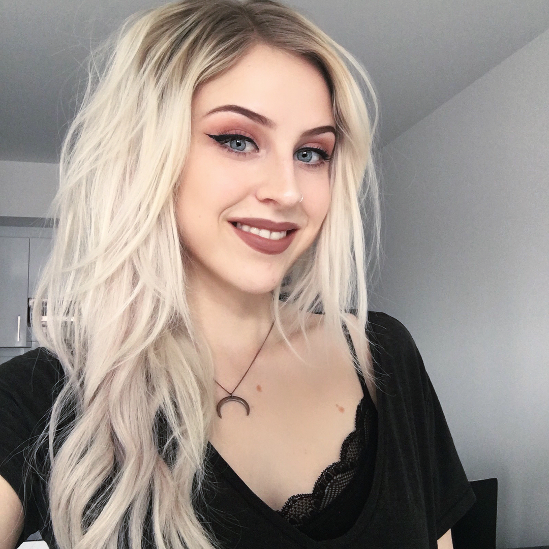 Long Blonde Hairstyles after greasy Hair
